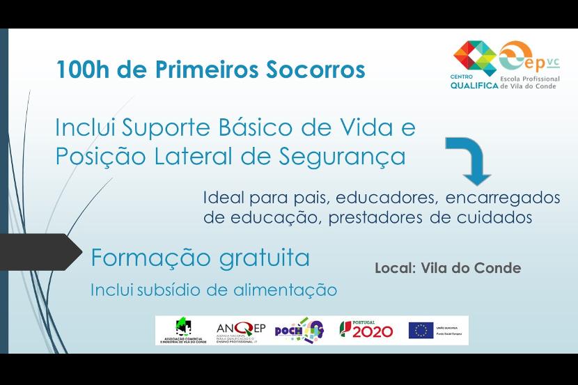 Inscrições Centro Qualifica EPVC